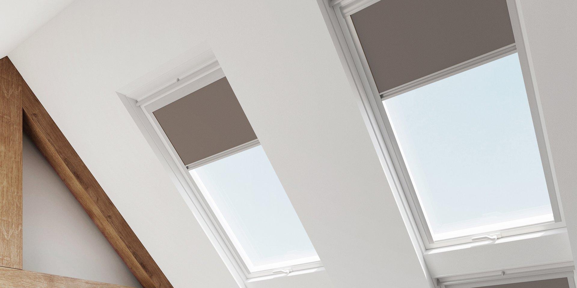 Rolety do střešních oken